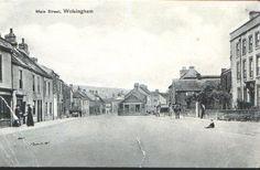 Main street Wolsingham, way back when!