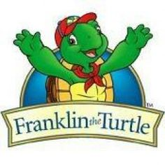 Franklin the Turtle. Another important part of my childhood.