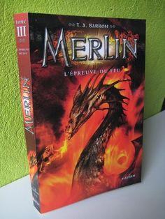 Butiner de livres en livres: Merlin, tome 3