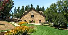 Ladera Vineyards, Angwin, CA. Pinned by www.CaliforniasHarvest.com