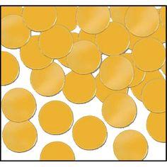 Amazon.com: Beistle 50620-GD Fanci-Fetti Dots Party Decorations: Home & Kitchen