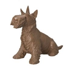 Meissen Scottish Terrier Figurine The history of porcelain manufacturing in Europe begins in Meissen, Germany near Dresden, the cradle of Euro...