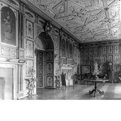 Gilt Room, Holland House, London, Destroyed 1940
