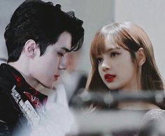 Swag Couples, Exo Couple, Lisa Bp, Fan Edits, Anime Art Girl, Luhan, Idol, Wattpad, Actors