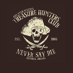 Treasure hunters. $10