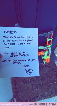 This Is What Marriage Should Be Like…<<<i'm gonna be this wife.