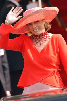 HRH Princess Laurentien of the Netherlands