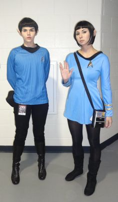 Spocks by MyWanderingMind