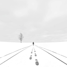 Simplicity is the ultimate sophistication, by Hossein Zare