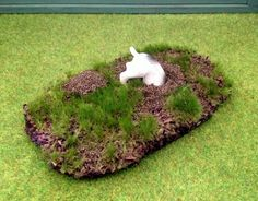 Animal dog miniature Dollhouse scale 1:12 by MadeInEven on Etsy