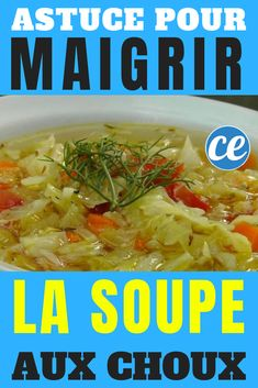 Easy Weight Loss Tip: a Good Cabbage Soup. Ramen Noodle Recipes, Easy Soup Recipes, Diet Recipes, Healthy Recipes, Menu Dieta, Quick And Easy Soup, Easy Weight Loss Tips, Cabbage Soup, Get Skinny
