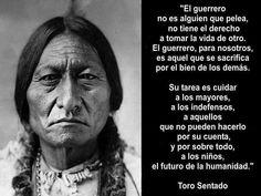¡Por Manitú!, si el gran jefe indio sioux Toro Sentado hubiera sido presidente del gobierno, quizás hubiera sido un presidente muy sab...