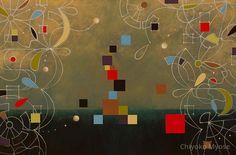 Sojourning # 18 by Chiyoko Myose