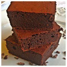 Brownies – Gluten, wheat and dairyfree