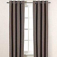 image of DKNY Duet Grommet Window Curtain Panels
