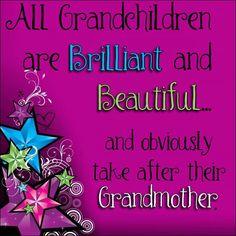 All grandchildren- - -