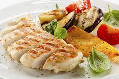 Bien manger, se faire plaisir et garder la ligne, c'est possible ! - Viande blanche grillée ou poisson en papillote