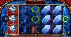 Trblietavé drahé kamene rôznych tvarov a farieb si doprajete prostredníctvom spoločnosti Blueprint Gaming. #DiamondJackpots #drahokamy #hraciautomat