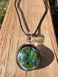 A personal favorite from my Etsy shop https://www.etsy.com/listing/271469958/handmade-lampwork-glass-pendantnecklace