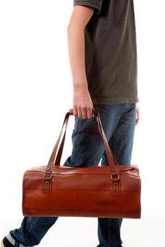 Elvis  Kresse overnight bag