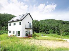 꼭 필요한 공간만 있는 베이직 하우스 4인 가족을 위한 소형주택 - Daum 부동산 커뮤니티