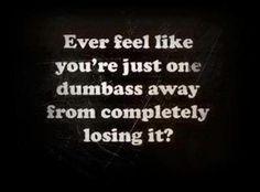 Ever feel like….