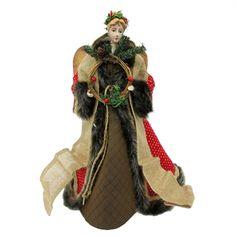 Holiday Living Fabric Freestanding Figurine (Unlit) (Unlit) (Unlit) Lights