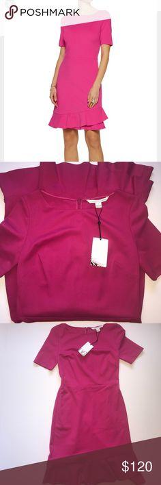 Dvf Diane von furstenberg serafina dress nwt Brand new dress 62% viscose 33% nylon 5% spandex. Diane Von Furstenberg Dresses Midi