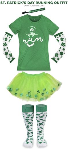 2d55b2fb8 72 Best St. Patrick's Day Run images in 2019 | Running gifts ...
