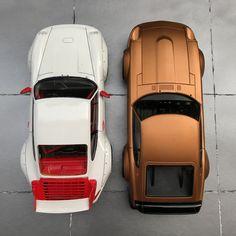 Porsche 911 vs Dutsun 240z