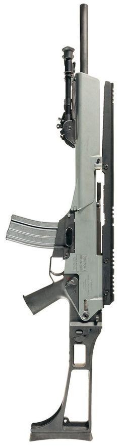 HK SL8 rifle
