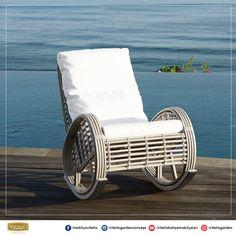 Relax dinlenme koltuğu ile mutlu ve huzurlu saatler geçirmeye ne dersiniz ? https://goo.gl/aUJrZB #relax #vitello #garden #mobilya #rattan #sandalye