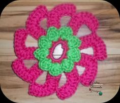 Free Pattern Crafting Friends Designs: Pinwheel Applique