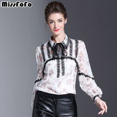 Find More Blouses & Shirts Information about MissFoFo 2017 Brand Bodysuit Demi season Blouse Spring Square Collar Office Lady Shirt One Piece Shirt Female Long Sleeve Slim,High Quality shirt female,China blouse brand Suppliers, Cheap brand blouse from miss fofo Official Store on Aliexpress.com