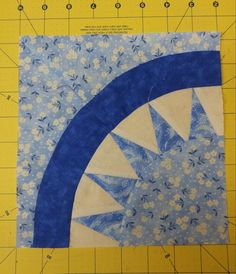 Un foundation block Quilt Blocks, Foundation, Workshop, Kids Rugs, Student, Quilts, Projects, Home Decor, Log Projects