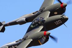 "Lockheed P-38 ""Lightening"""