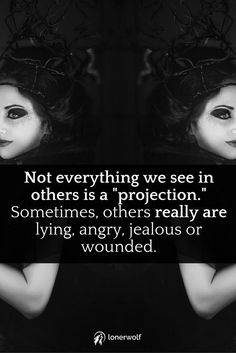 "Not everything we see in others is a ""projection."" Using the projection card is a major form of spiritual bypassing and DENIAL Denial Quotes, Ego Quotes, Words Quotes, Life Quotes, Qoutes, Self Healing Quotes, Spiritual Quotes, Dark Thoughts, Get To Know Me"