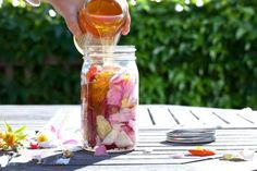 DIY: Rose Petal Honey ( I already have a mass of beautiful roses!)