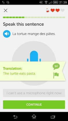 Practicing my french with some useful phrases