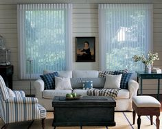 Sheer genius designed in the US, Luminette® Privacy Sheers offer lighting control that's precise and beautiful. ♦ Hunter Douglas Window Treatments