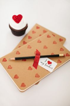 Cute Teacher Gift Idea :: Valentine's Day