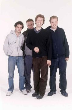 lol! Coldplay in 1998 swag
