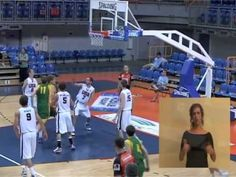 2010 U21 World Deaf Basketball Championships - Highlights