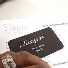 Nous Sommes à la conférence de presse pour le salon du Mariage & MOI Lanaudière #luxyria  #business