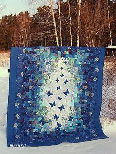 Уголок бравой швейки: лоскутные одеяла-quilts