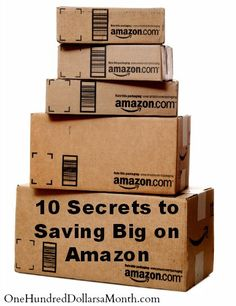 How to Save Money on Amazon: 10 Secrets to Saving Big