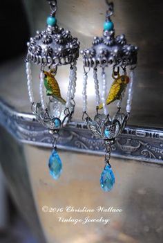 """Christine Wallace... """"Honoring Life Through Jewelry"""""""