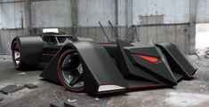 Batman Art, Batman Comics, Custom Muscle Cars, Custom Cars, Batman Concept, Batman Redesign, Future Concept Cars, Batman Pictures, Batman Batmobile