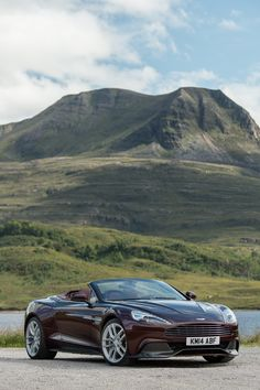 Aston Martin V12 Vanquish. The Ultimate Grand Tourer. Discover more at http://www.astonmartin.com/en/cars/the-new-vanquish