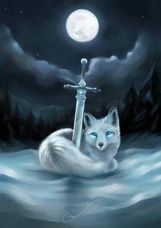 Wanderer of Martith – Martith von Wanderer – Martith von Wanderer Mystical Animals, Mythical Creatures Art, Cute Fantasy Creatures, Wolf Wallpaper, Animal Wallpaper, Cute Animal Drawings, Cute Drawings, Drawing Animals, Drawings Of Wolves